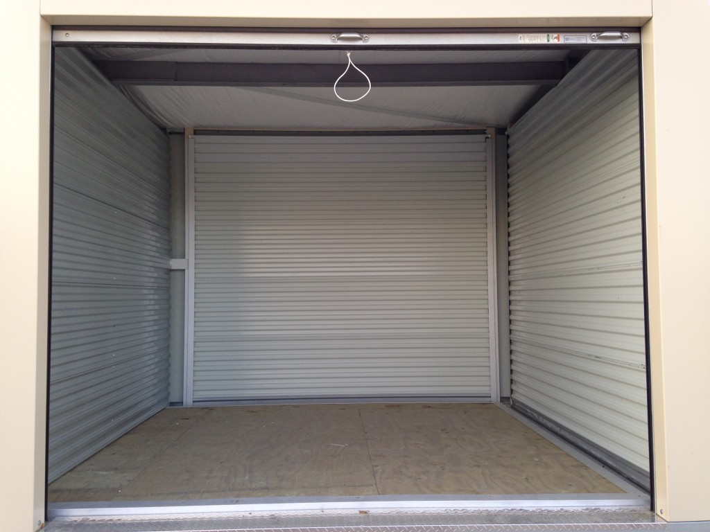 Modular storage unit in Davenport, Iowa