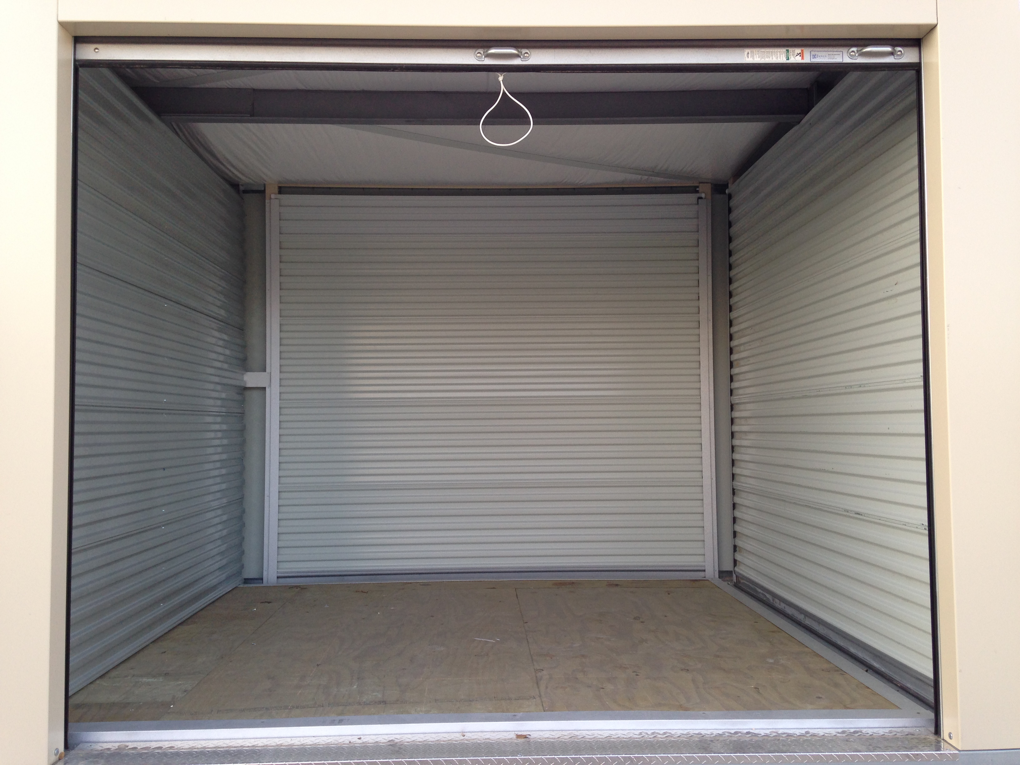 10 X 10 Modular Self Storage Facility In Davenport Iowa