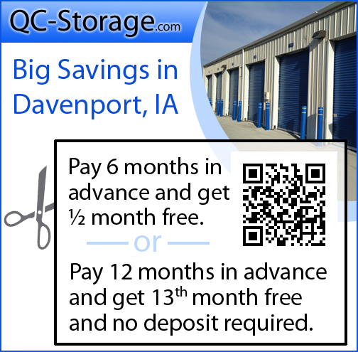 qc storage self storage discount
