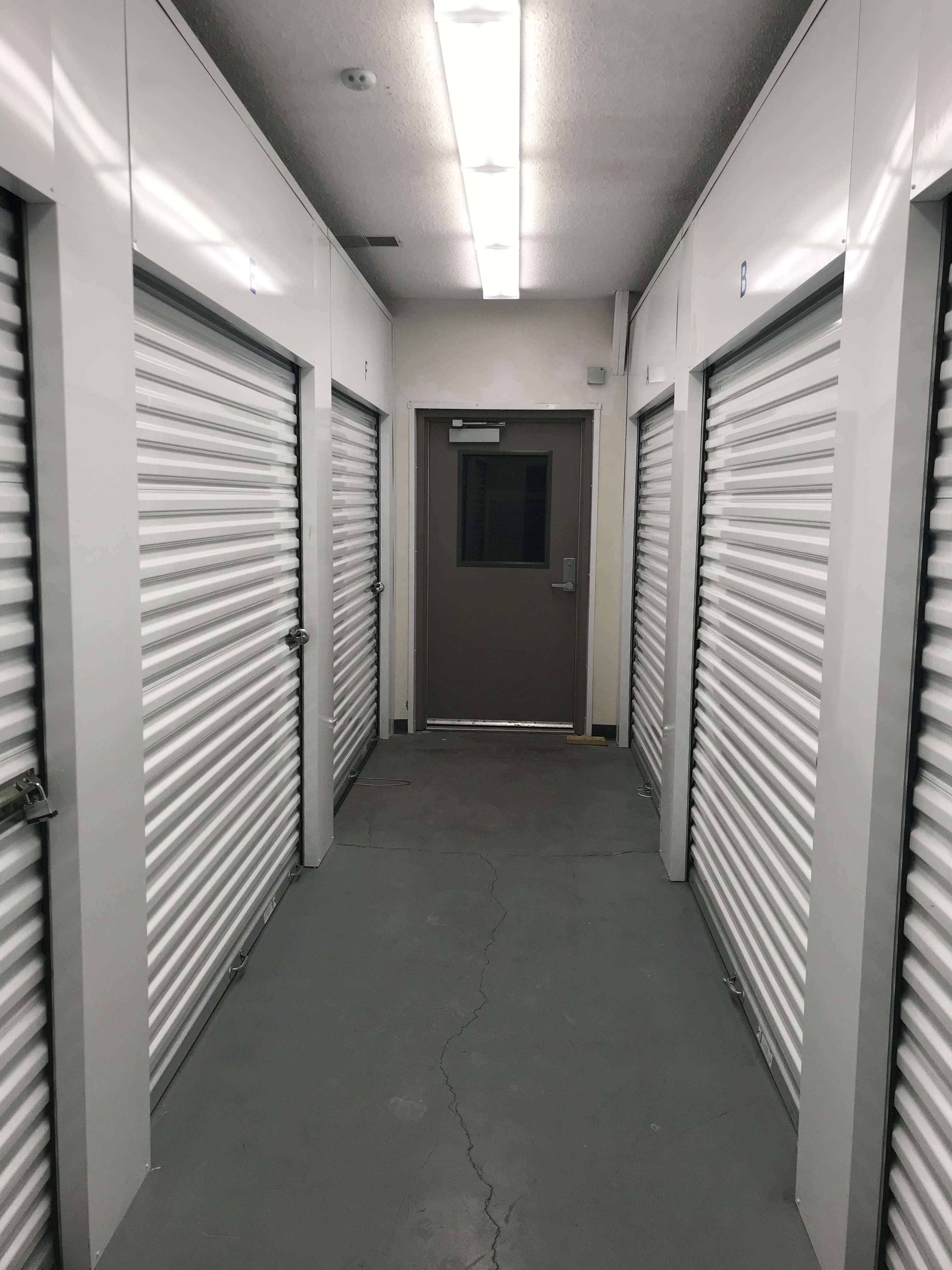 Climate Controlled Self Storage Facility In Davenport